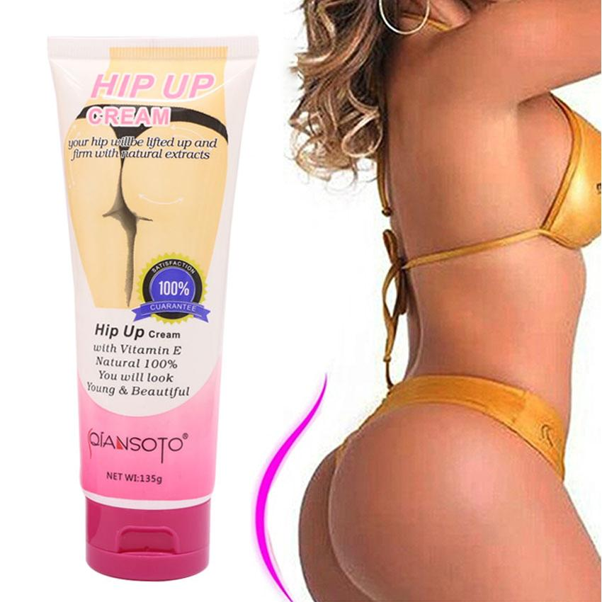 Hip Lifting Firming Cream Ass Bigger Enlargement Hip Lifting cream Butt Enhancer Cream Abundant Buttock Massage Body Lotion(China)