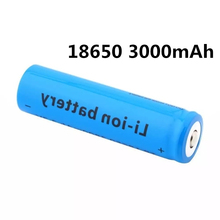 1-20PCS/GTL 18650 Battery rechargeable lithium battery 3000mAh 3.7V Li-ion battery for flashlight Torch 18650 Batteries стоимость
