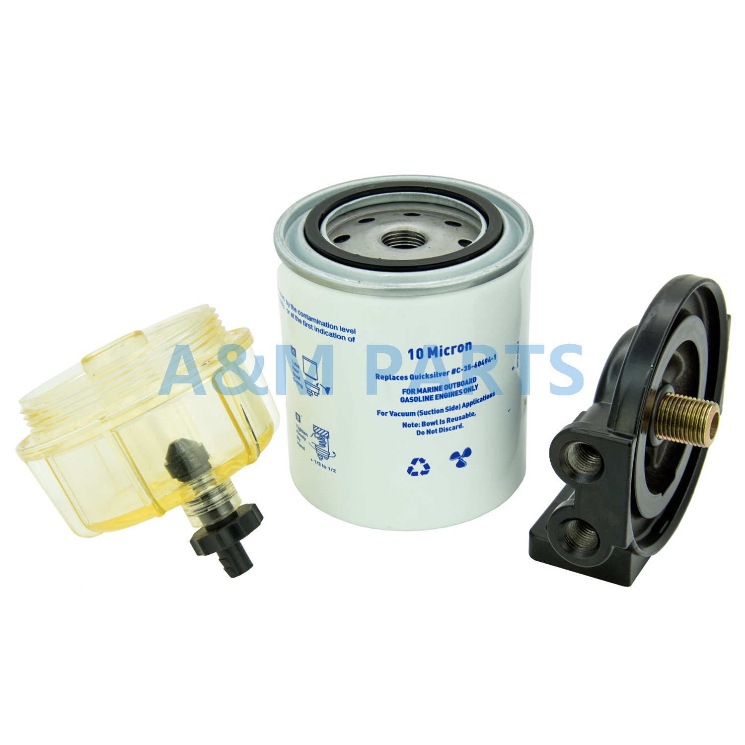 boat fuel filter marine engine fuel water separator for mercury yamaha outboard 10 micron in fuel filters from automobiles motorcycles on aliexpress com  [ 1500 x 1500 Pixel ]