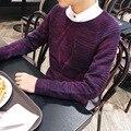 2016 компл. новый молодежный литературный свитер мужской восстановление древних путей круглый воротник развивать нравственность джокер свитер