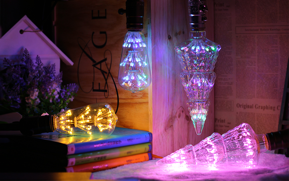 Christmas Tree Starry Sky LED Bulbs (9)