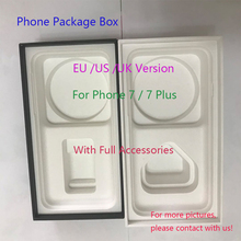 Cell-Phone-Packaging iPhone Case Full-Accessories 10pcs for 7/7plus with Package-Box