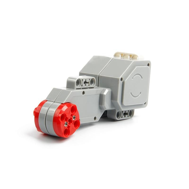 TECHNIC POWER FUNCTIONS SERIES PARTS EV3 LARGE SERVO MOTORS MODEL BUILDING BLOCKS COMPATIBLE WITH LEGOES ROBOTICS DIY TOYS