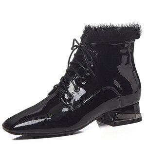 Image 2 - FEDONAS مثير حذاء نسائي بكعب عالٍ حذاء من الجلد جلد طبيعي كورس تعادل ساحة تو أحذية الحفلات الزفاف امرأة الإناث الأساسية الأحذية