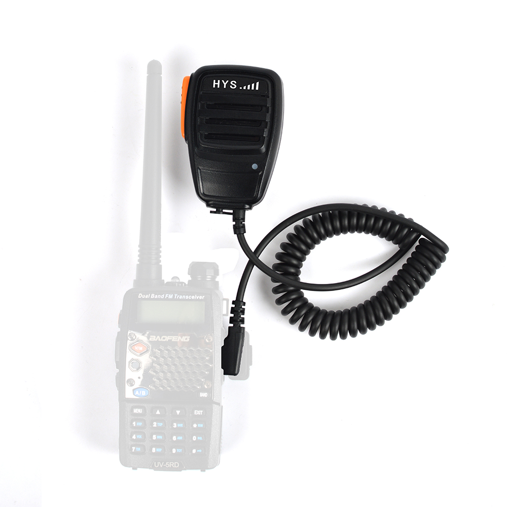 HYS brand new listing game machine double pinhole hand-held radio intercom multi-function hand-held telephone 5PCS