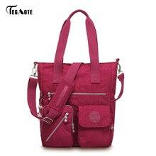 TEGAOTE New Women Top-handle Shoulder Bag Designer Handbags