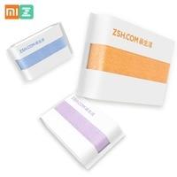 Xiaomi New Brand ZSH Polyegiene Antibacterial Towel High Quality Oeko-Tex Standard 100% Cotton  Strong Water Absorption
