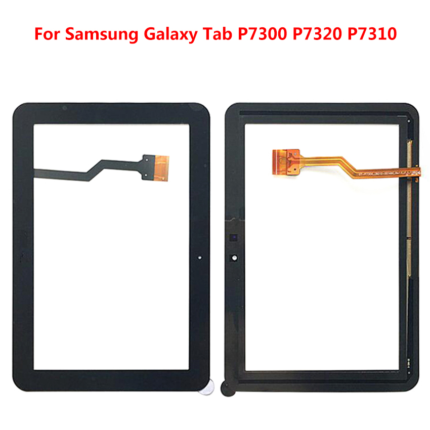 Touch <font><b>Screen</b></font> For <font><b>Samsung</b></font> Galaxy Tab <font><b>P7300</b></font> P7310 P7320 <font><b>Screen</b></font> Digitizer Sensor Glass Replacement image