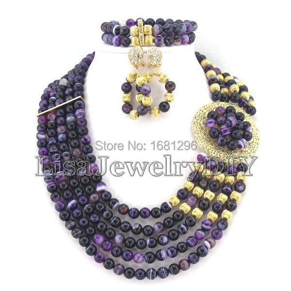 African New Jewelry Sets New Beads Necklace Sets African Wedding Beads Jewelry Sets     HD0733African New Jewelry Sets New Beads Necklace Sets African Wedding Beads Jewelry Sets     HD0733