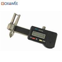 GOXWEE 0-25mm Mini Kieszonkowy Cyfrowy Klejnot Klejnot Kamień Grubości Suwmiarki z 0.01mm Do Czytania, diament Narzędzi Pomiaru