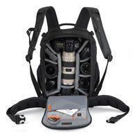 Lowepro Flipside 400 AW DSLR Camera Backpack MINT