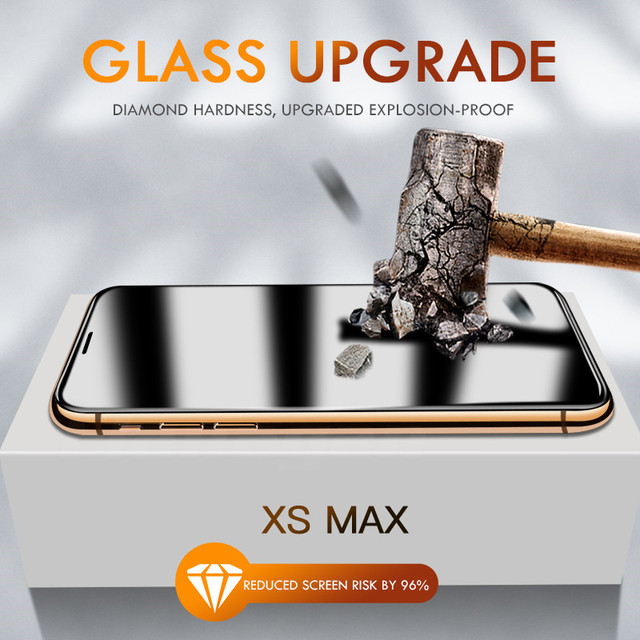 15D Protective Glass on the For iPhone 6 7 8 plus XR X XS glass full cover iPhone 11 12 Pro Max Screen Protector Tempered Glass 2