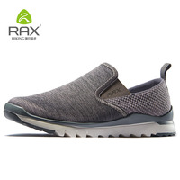 RAX Men's Jogging walking Shoes for Spring&Summer Outdoor Sports with Breathable Upper EVA outsole and Lightweight Shoes