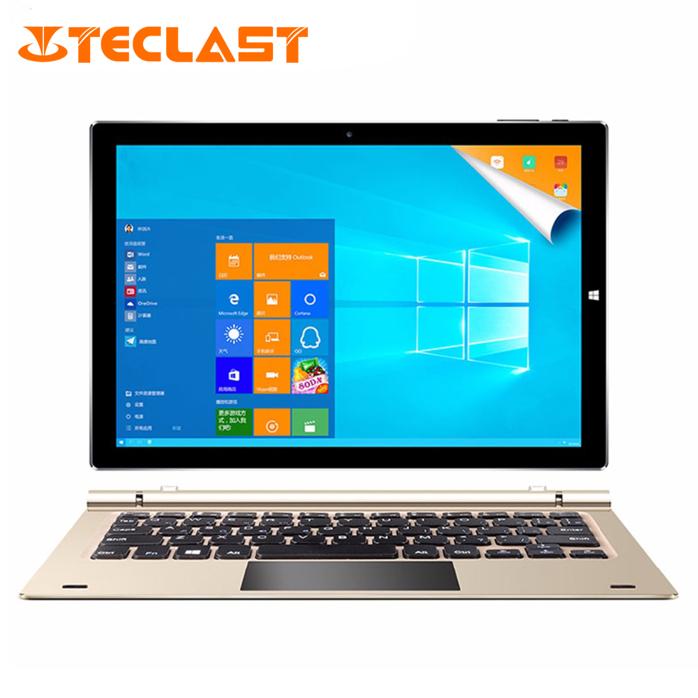Teclast Tbook 10S Intel Cherry Trail Z8350 Quad Core Win 10+Android 5.1 4G RAM+64G ROM 1920*1200 IPS 10.1 inch Tablet PC bluetooth keyboard for teclast x10 quad core tablet pc 98 octa core tbook10 tbook 10s case wireless keyboard android windows 10