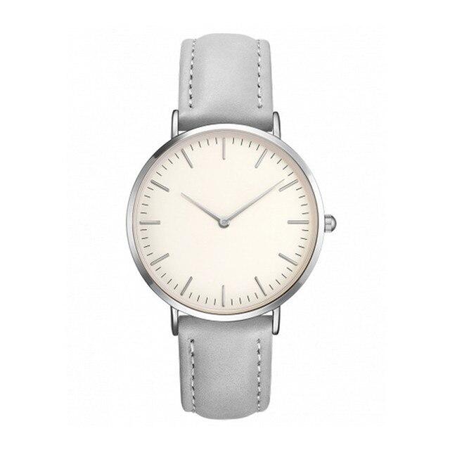 Luxury Fashion Watches Men Women Crystal Bracelet Watches Casual Simple Quartz A