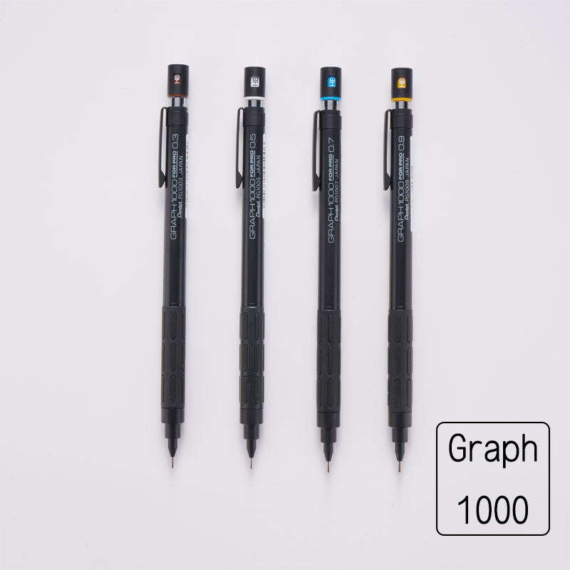 Pentel Mechanical Pencil Graph 1000 For Pro Drafting Pencil Low Gravity Professional Design Pen bichot charles edmond graph partitioning