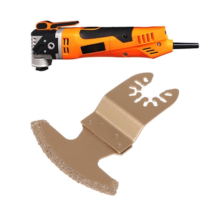 купить Carbide Oscillating Multi Tool Saw Blade Accessories For Fein Multimaster Makita Dls HOmeful по цене 130.62 рублей