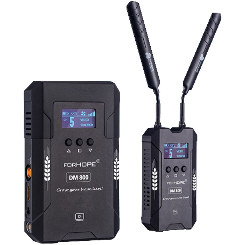 SEETEC 800FT WHDI HD Video Wireless Transmission System 3G 1080P Broadcast Camera HDMI SDI Transmitter Receiver