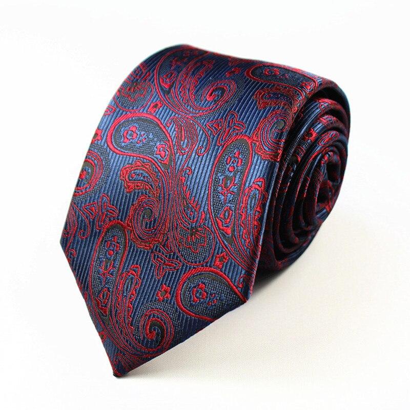 Nueva moda Mens corbatas 100% corbata del algodón para los hombres casual para hombre Bussines corbatas partido s82