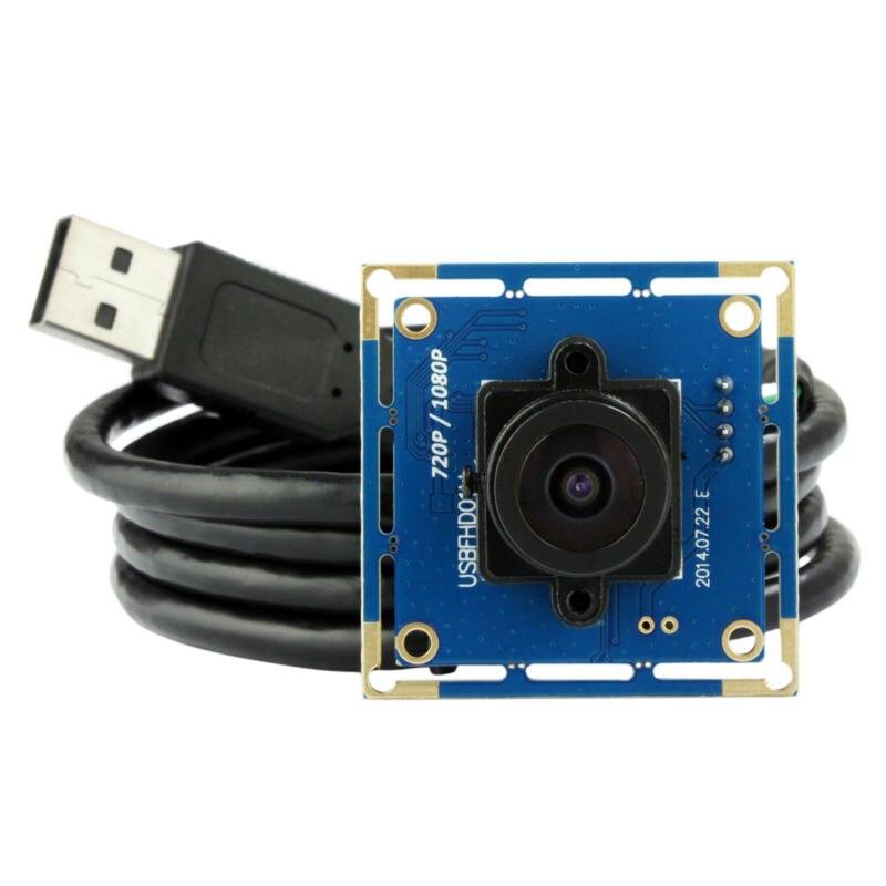 bilder für 1080 p Full Hd MJPEG 30fps/60fps/120fps High Speed CMOS OV2710 Weitwinkel Mini CCTV Android Linux UVC Webcam Usb Kamera Modul