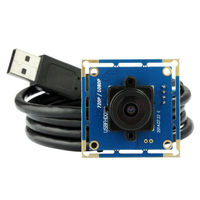 1080p Hd Mini Micro Camera Mjpeg Usb2 0 Uvc Webcam Module ELP USBFHD01M L36