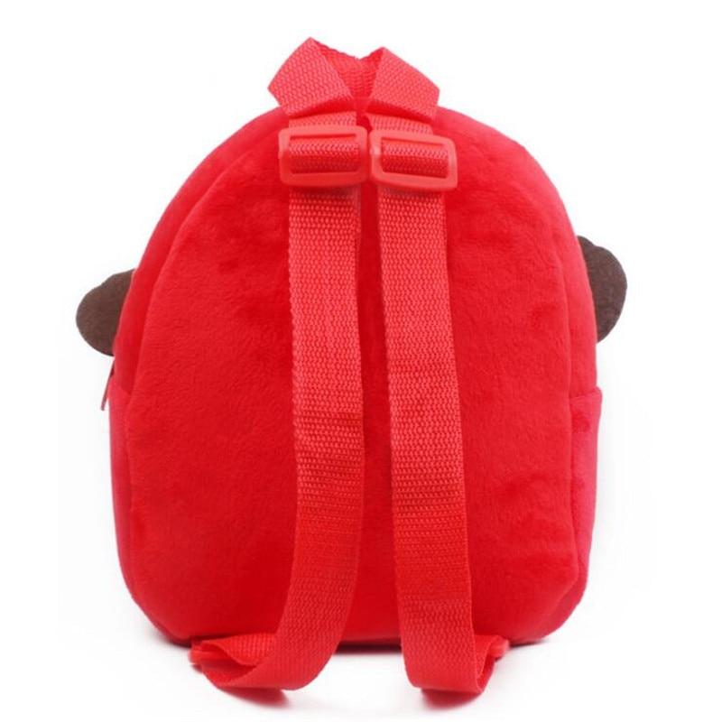 Hot-Super-Kawaii-One-Piece-Luffy-Chopper-Plush-Backpacker-Kids-School-Bags-Children-Gifts-3