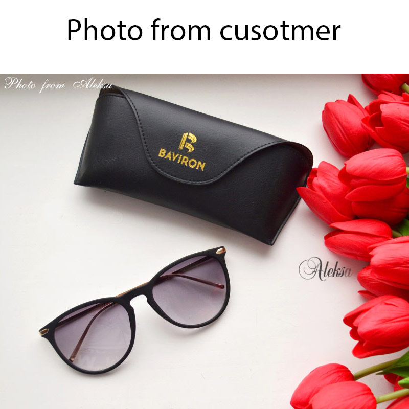 BAVIRON Peeling Rahmen Sonnenbrille Frauen Leichte Gespiegelte ...