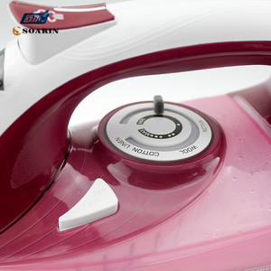 Image 4 - Household Steam Iron for Clothes 220v Ceramic  Selfcleaning Steamer Iron Clothing Burst of Steam Steam Controler Wire Ironing