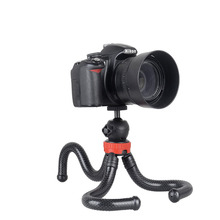 [Aaliyah] Large Camera Octopus Tripode Para Movil Compatible Mobile Phone SLR tripod Photography Tripods