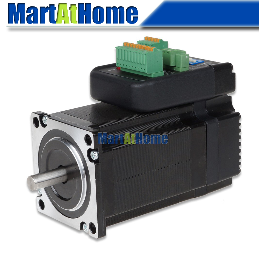 Smart Ihss57 36 20 Cnc Closed Loop Nema 23 Integrated Stepper Sonic 150r Activo Black Bekasi Motor With Driver Step Direction 57mm 36vdc 2nm Sm749 Sd