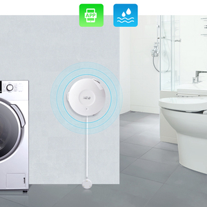 Image 2 - NEO Smart WiFi Water Flood Sensor Water Leakage Detector App Notification Alerts for Home Smart Living