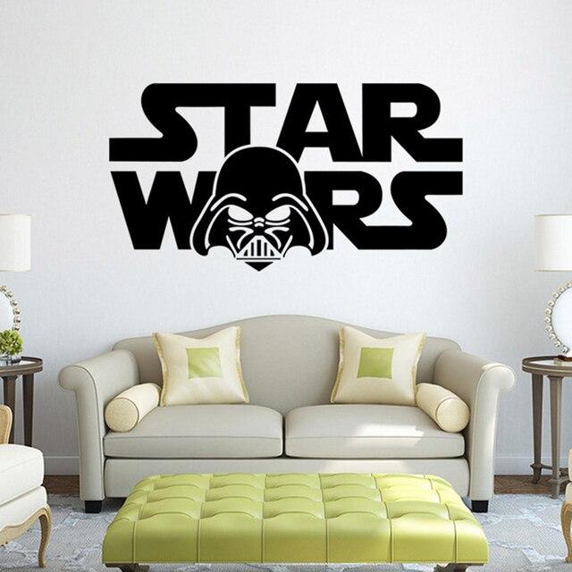 caliente la venta de lego star wars stickers para paredes letras bricolaje extrable vinilo del arte