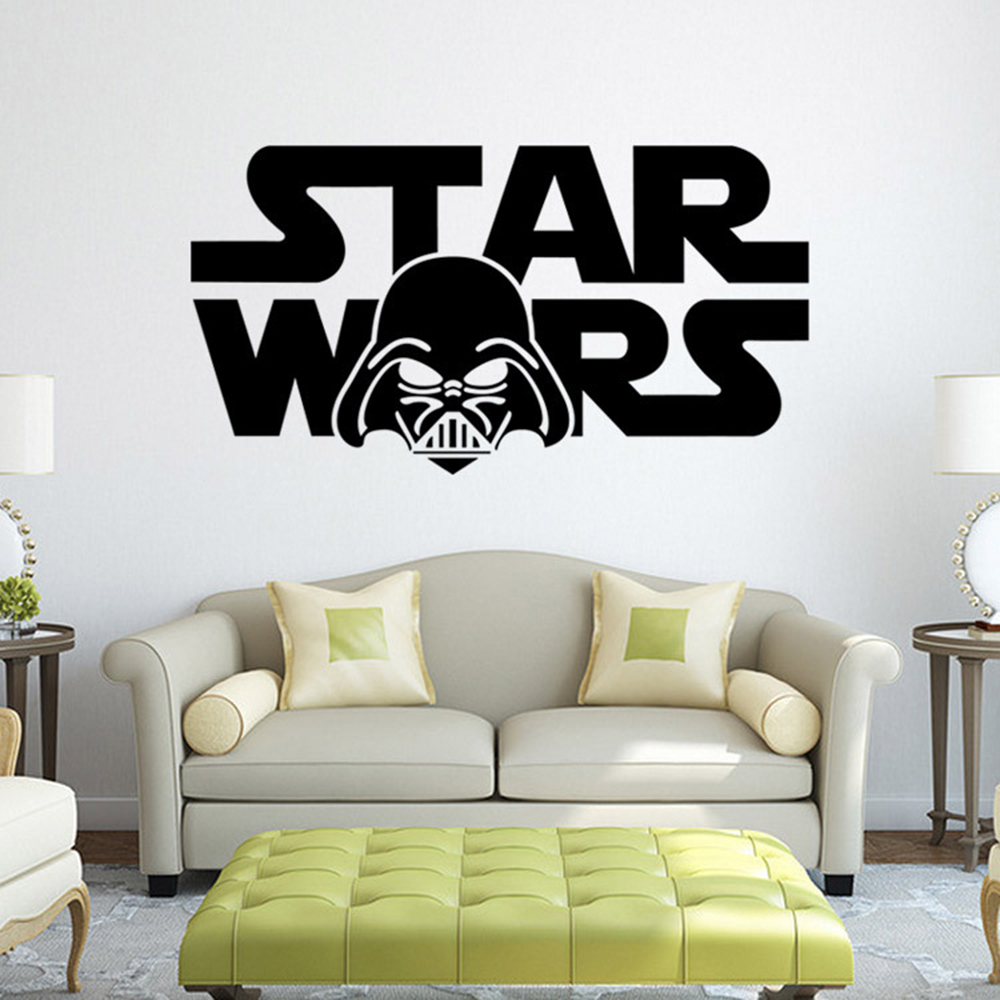 Hot Selling Lego Star Wars Stickers For Walls Letters DIY Removable Art  Vinyl Quote Wall Sticker ...