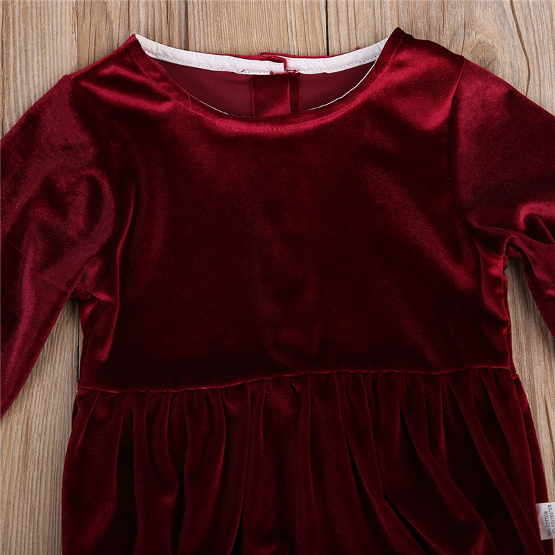 af3ca2303a9 Autumn Newborn Baby Girl Flannel Romper 2017 New Hot Sale Warm Long Sleeve  Velvet Jumpsuit Toddler Kids Clothes Bebes Body Suit-in Rompers from Mother  ...
