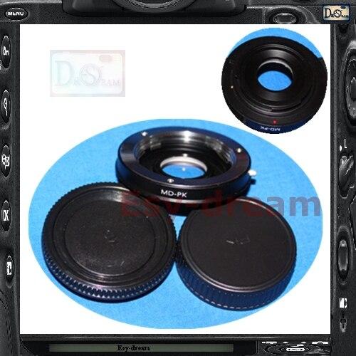 Lens Mount Adapter Ring MD-PK For Minolta MD MC Lens to Pentax PK SLR / DSLR Camera PR198