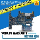 Original Mainboard for Asus Laptop motherboard G752VY G752V with I7-6700HQ CPU Mainboard CPU GTX980M 8GB GDDR5 VRA 100% Test