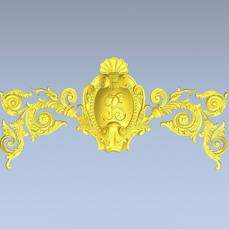 High Quality New 3D Model For Cnc 3D Carved Figure Sculpture Machine In STL File 3D Furniture Decoration Decor_130
