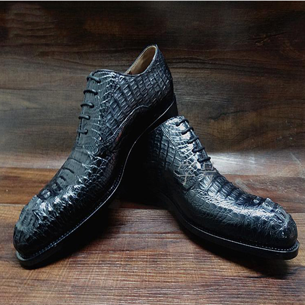 Online Buy Wholesale alligator skin shoes from China ...