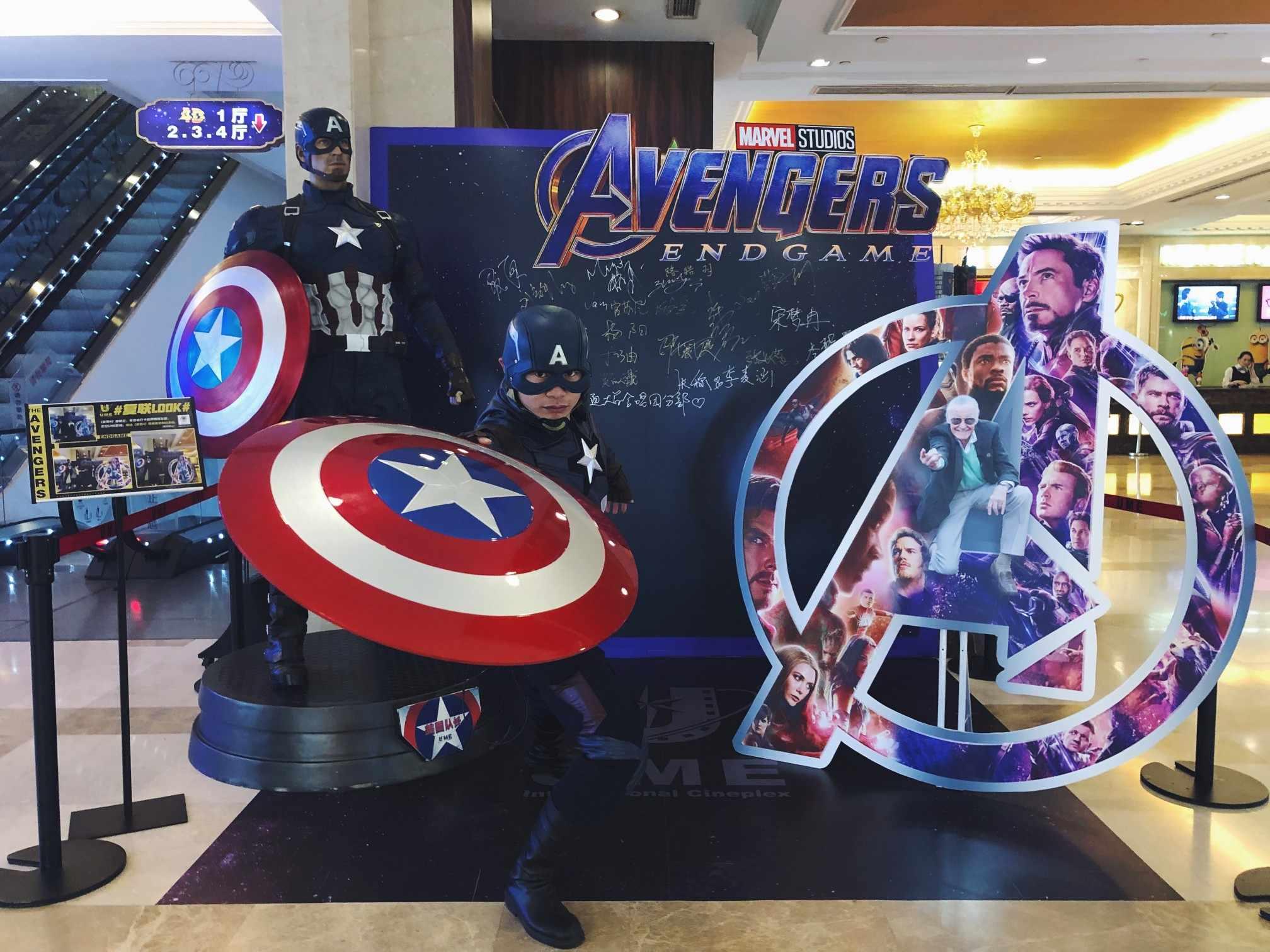 [Lucu] 1:1 Wearable Electromagnetic Belt Captain America Shield Model Adsorpsi Magnetik Prop Cosplay Pesta Kostum