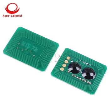 44318604 44318603 44318602 44318601 cartridge Chip For OKI C710 c711 Printer Color Reset Toner US цена 2017