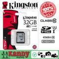 Kingston карты памяти sd карты UHS SDHC XC 16 ГБ 32 ГБ 64 ГБ 128 ГБ класс 10 картао де memoria carte tarjeta sd memoire оптовая много