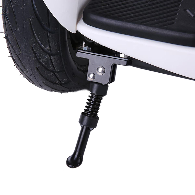 High Quality Aluminum Alloy Electric Scooter Kickstand For Ninebot Mini Xiaomi Balance Car Parking Stand Bracket With Screw Tool