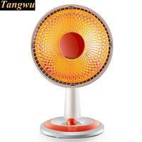 Маленький Солнечный нагреватель домашний энергосберегающий встряхиватель на электрический нагреватель без звука мини-вентилятор KaoHuoLu