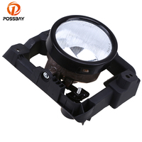 POSSBAY 1x Right/Left Driver Side Front Fog Light Lamp Clear No Bulb for Honda Accord 2008 2011 33900 TL0 G01/33950 TL0 G01