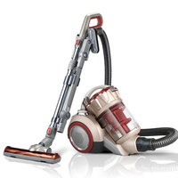 Multi-stage cyclone dry vacuum cleaner Small household powerful vacuum cleaner Removable cyclone brush vacuum cleaner 220V 1200W