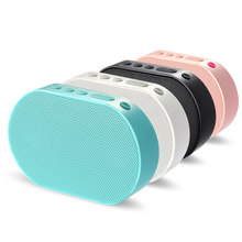 GGMM E2 Bluetooth Speaker Portable Stereo Mini Indoor and Outdoor Wireless WiFi Bluetooth Alexa Speakers With Multiroom Function(China)