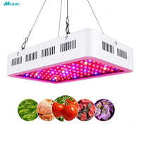 LED Grow Light 300/600/1000W Full Spectrum for Indoor Plant Lamp with UV IR Light Hydroponic Lights for Growing Veg and Flower