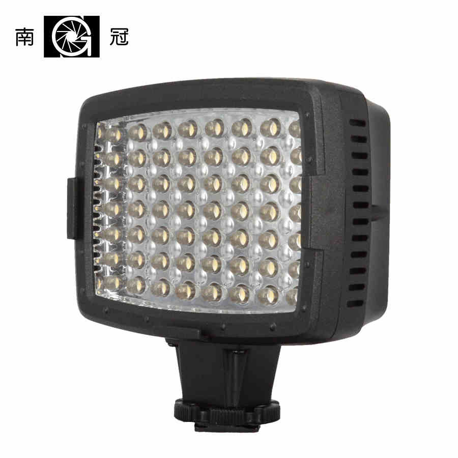 ФОТО CN-LUX560 On camera LED video light camcorder light for Nikon Canon  CD50