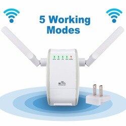 300 mb/s wielofunkcyjny Mini wireless-n przedłużacz zasięgu wi-fi SComputer sieci wzmacniacz sygnału wzmacniacze 802.11n/b/g sieci