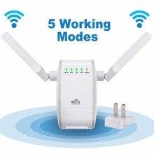 300 Mbps Multi-fonction Mini Sans Fil-N WiFi Range Extender SComputer Réseau Signal Amplificateur Boosters 802.11n/b/g Réseau